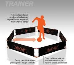 sklz quickster qb target portable passing trainer black friday 28 best football training equipment images on pinterest training