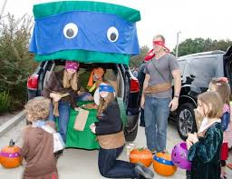 Trunks Halloween Costume 80 Trunk Treat Ideas Images Halloween Ideas