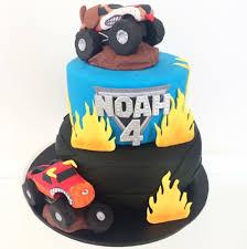 monster truck show ohio monster jam truck cake el toro loco monster mutt topper boy