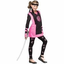 Walmart Halloween Costumes Girls Ninja Halloween Costumes Dragon Ninja Child Halloween