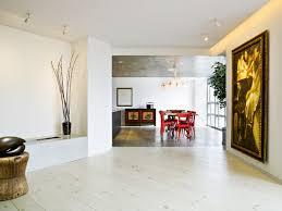 new york city apartment kitchen interior design with city