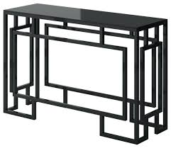 modern console table decor modern console table modern console table with black metal frame