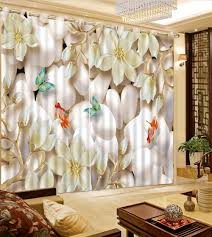 Modern Window Curtains by Online Get Cheap Luxury Living Room Curtains Aliexpress Com