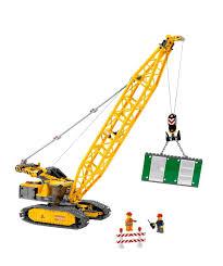 amazon com lego city crawler crane 7632 toys u0026 games