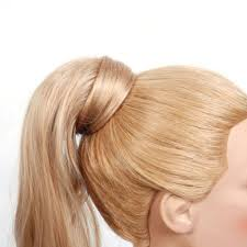 hair extension clips ponytail clip in ponytail hair extensions for females adds length
