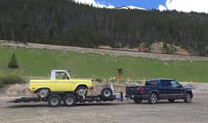 ford f150 ecoboost towing review 2015 ford f 150 2 7l vs 3 5l ecoboost ike gauntlet