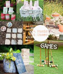 10 things every summer garden party needs music and lawn games