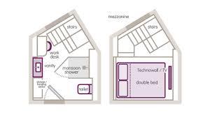 loft double cabin san francisco hotel yotel