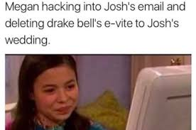 Memes De Drake - 19 hilarious memes about the drake and josh wedding drama