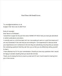 21 email cover letter examples u0026 samples