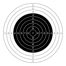 printable shooting targets pdf file 10 m air rifle target svg wikimedia commons
