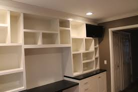 Built In Office Furniture Ideas Bold Ideas Built In Office Cabinets Creative Decoration Built In