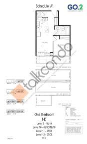 Vaughan Mills Floor Plan Go 2 Condos Talkcondo