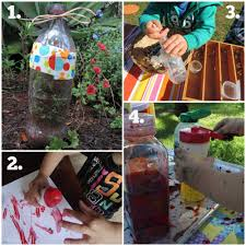 16 ways to recycle plastic bottles for play based learning