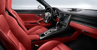 new porsche 911 interior porsche 991 turbo s interior red f porsche pinterest