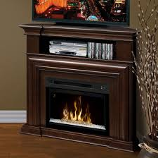 dimplex montgomery espresso corner electric fireplace media