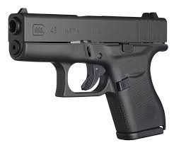 tombstone for sale glock 43 pistol 9mm 3 39in 6rd black