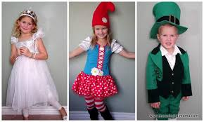Leprechaun Halloween Costume Ideas Family Halloween Costume Idea