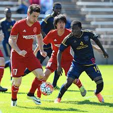 bethlehem steel fc downs richmond 2 1 the morning call