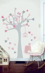 arbre déco chambre bébé chambre bébé des idées déco cosy côté maison