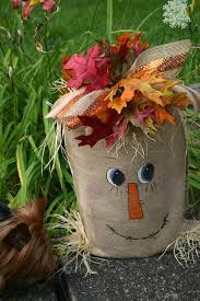 Homemade Scarecrow Decoration 273 Best Scarecrow Crafts Images On Pinterest Scarecrow Crafts