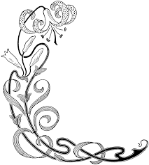 decorative flower decorative element cliparts free download clip art free clip