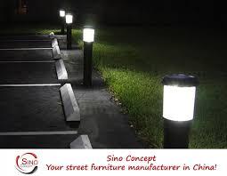 Bollard Landscape Lighting Bollard Lights Reasons Why You Should Use Them Sino
