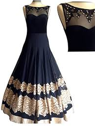 frock images sharad collection frock blue black color at glowroad gukges