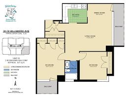 toronto floor plans floorplans for apartments in toronto at 30 u0026 50 hillsboro avenue