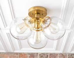 mid century flush mount lighting vibrant inspiration mid century modern flush mount ceiling light