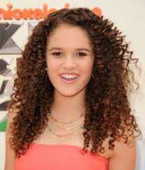 a slideshow of hairstyles for naturally curly hair