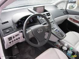 lexus is hs 2010 starfire white pearl lexus hs 250h hybrid premium 52809503