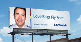 brand new new logo identity and livery for southwest airlines