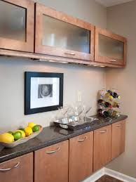 Kitchen Cabinets With Sliding Doors by Furniture Frosted Kitchen Cabinet Doors For Sale With Mosaic