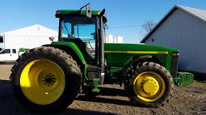 kenwood tractor tractors for sale john deere 9520 4wd and 8200 mfwd agsnap