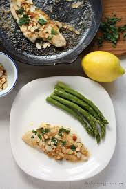 Trout Amandine How To Make A Lemon Sole Recipe Anti Inflammatory