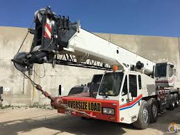 link belt htc86100 hydraulic truck crane for sale on cranenetwork com