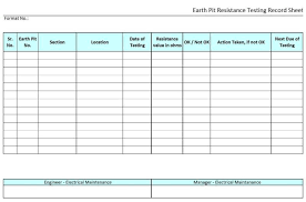 electrical test report template ripenergy ag electronic design