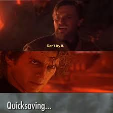 Anakin Meme - meme battles anakin tries it meme battles