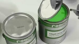 how to paint a green screen with rosco digicomp hd paint youtube