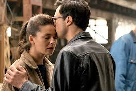 Hit The Floor Final Episode - the man in the high castle season 1 finale recap a way out ew com