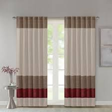 maroon curtains for bedroom maroon bedroom curtains wayfair