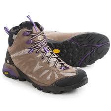 womens boots reviews customer reviews of merrell capra mid hiking boots waterproof