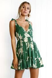 green boho dress promotion shop for promotional green boho dress