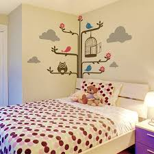 tree and birds wall sticker sirface graphics tree and birds wall sticker
