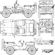 willys quad history of the jeep