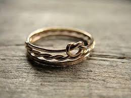 knot promise ring most beautiful promise ring the untied knot symbolizes that one