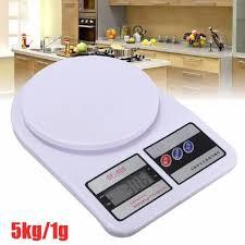 pese cuisine 5kg 1g lcd digital balance cuisine electronique pèse peson aliment