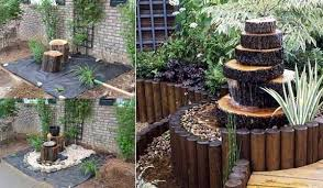 Water Fountain For Backyard - diy ideas for creating cool garden or yard brick projects