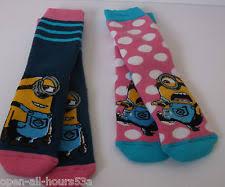 Minion Socks Adults Minion Socks Ebay
